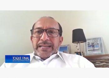 Rafael Espinal, director de la Escuela de Economía del Instituto Tecnológico de Santo Domingo (Intec). | Fuente externa.