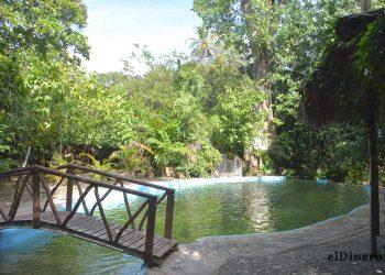 El Rancho don Lulú es una opción que invita al descanso en la falda de la Loma Quita Espuela.