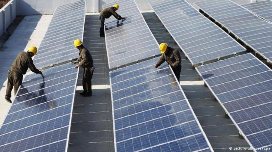 renovables en china