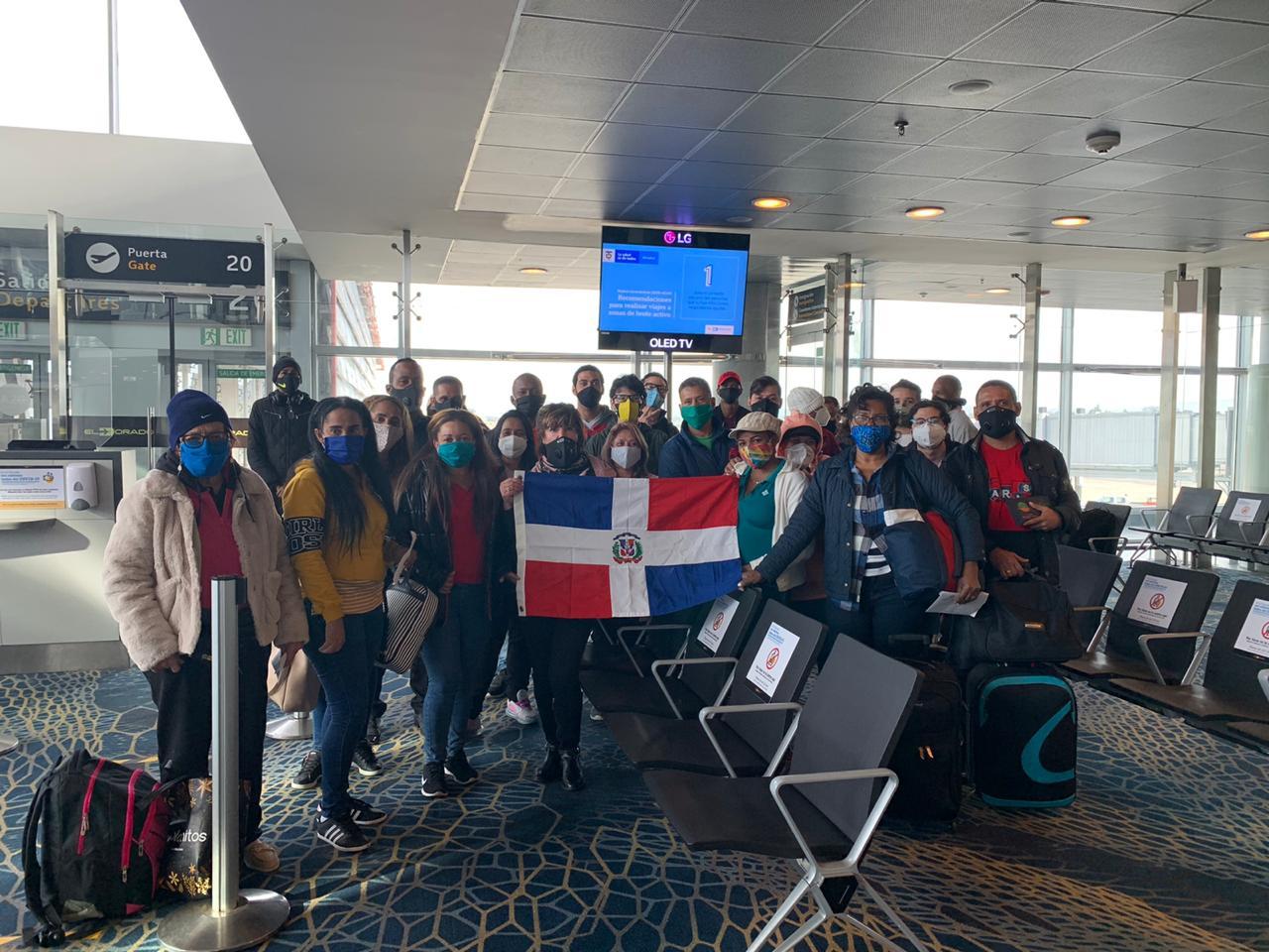 repatriación de dominicanos