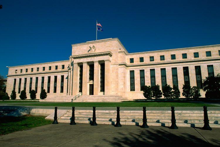 Edificio de la Reserva Federal de Estados Unidos (FED).   Fuente externa.