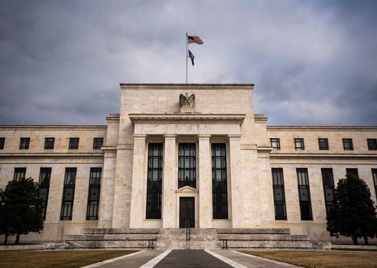 Reserva Federal de Estados Unidos (FED).   Jim Lo Scalzo, EFE.