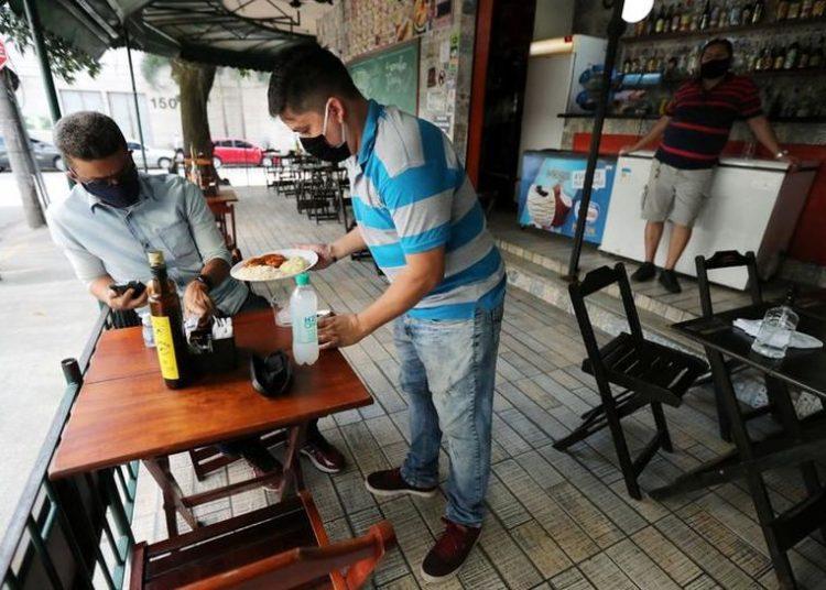 Restaurantes Brasil Reuters