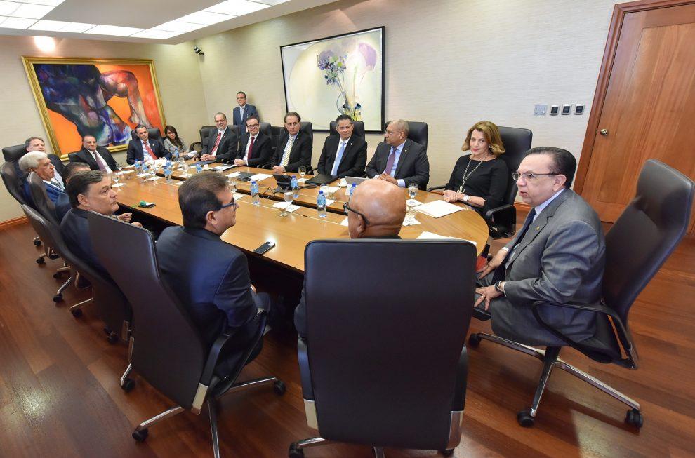 reunión bcrd y asociaciones de ahorros y préstamos