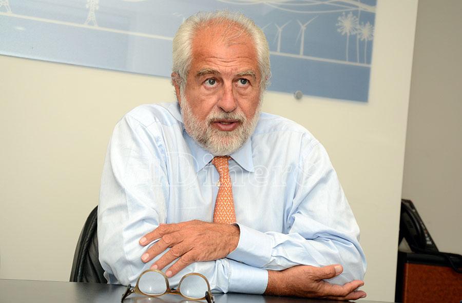 Rolando González Bunster afirma que no es difícil resolver el problema, es poner la gente correcta y las inversiones que tienen que hacerse. | Lésther Álvarez