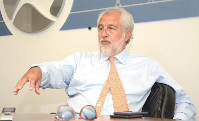 González Busnter asegura que la crisis energética que padece el país hace más de medio siglo tiene solución. | Lésther Álvarez