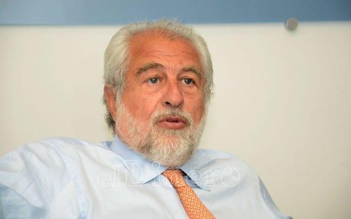 Rolando González Bunster es el presidente y director ejecutivo de InterEnergy Holdings. | Lésther Álvarez