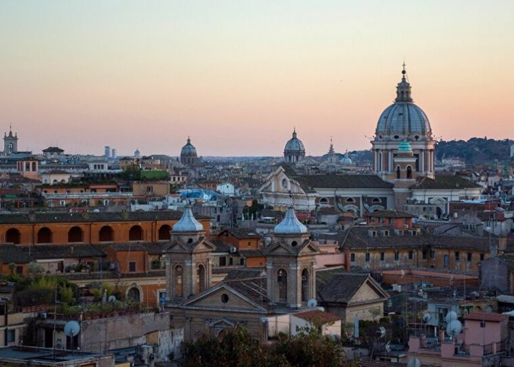 Roma, Italia. | Unsplash.
