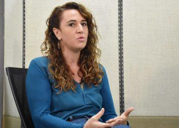 Rosa Cañete, directora de Análisis de Pobreza, Desigualdad y Cultura Democrática del Ministerio de Economía, Planificación y Desarrollo.