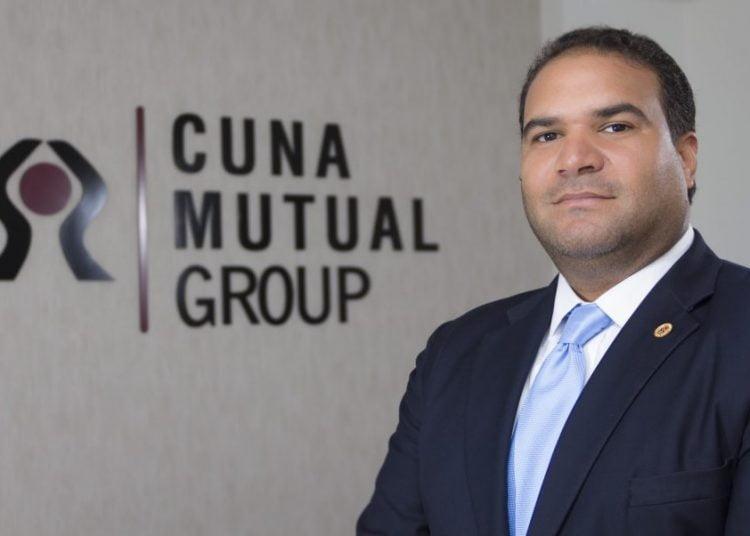 El gerente general de CUNA Mutual Group en República Dominicana, Rubén Bonilla. | Fuente externa.