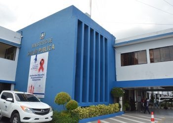 Sede del Ministerio de Salud Pública.