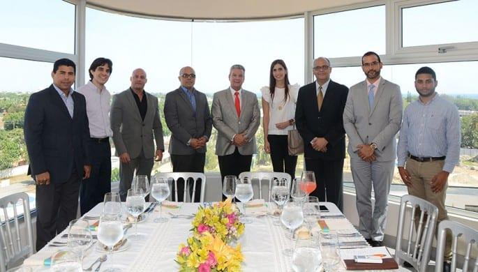 Esteban Delgado, Héctor Incháustegui, René del Risco Bobea, Jairon Severino, Lisandro Macarrulla, Paola Rodríguez, Robert Nova, Jaime Castillo y Windler Soto.