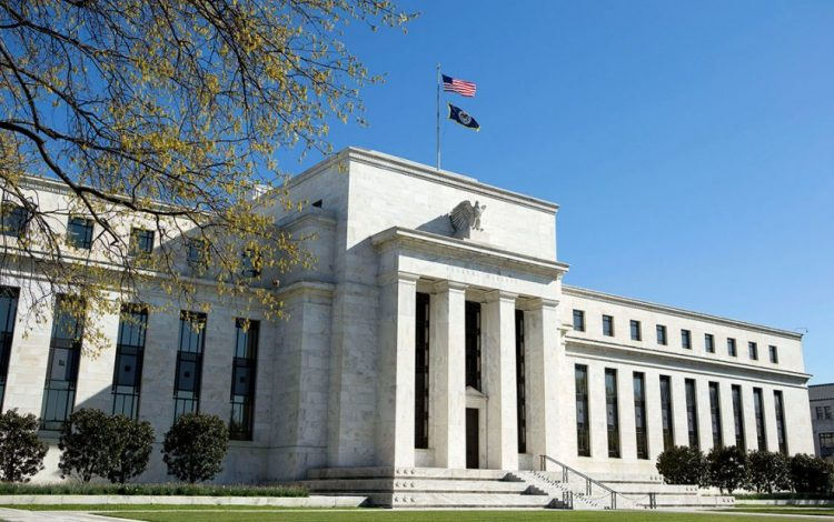 Sede de la Reserva Federal (FED). | Fuente externa.