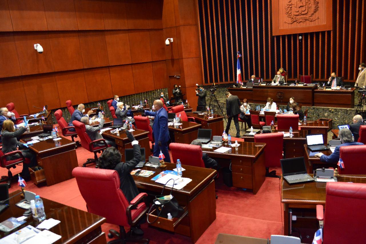 El Senado aprueba prorrogar por 25 días más el estado de emergencia