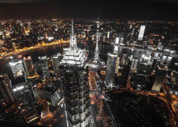 Shanghai, China. Leslin Liu, Pixabay