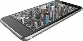 Smartphone con tecnología holográfica.