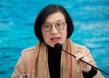 Sophia Chan, Hong Kong