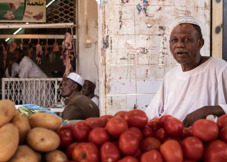 Sudán tiene uno de los porcentajes de inflación más elevados del mundo. | Fredrik Lerneryd, Bloomberg.
