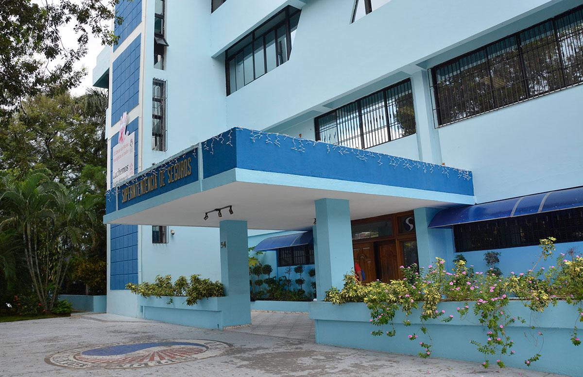 superintendencia de seguros aseguradoras dominicanas