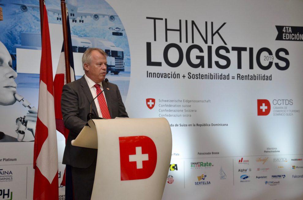 think logistics urs schnider