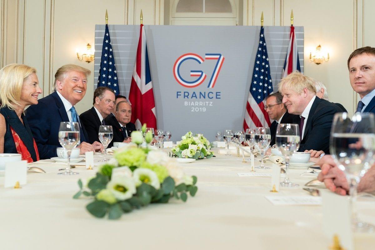 trump g7 francia