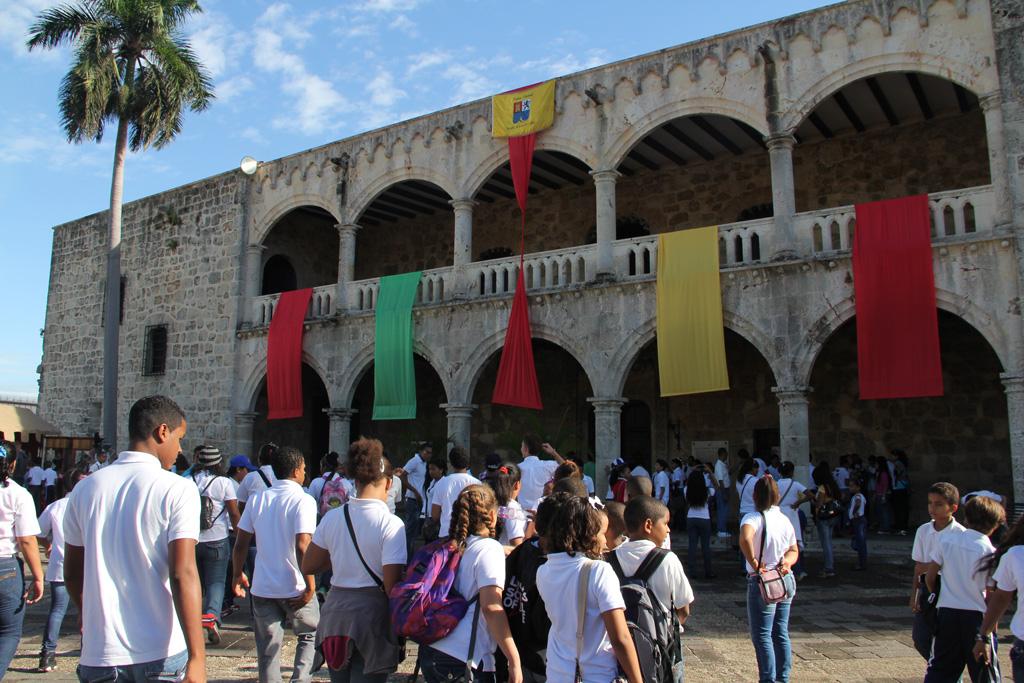 La Ciudad Colonial fortalece su atractivo turístico con la instalación de una sala de cine 4D./elDinero.