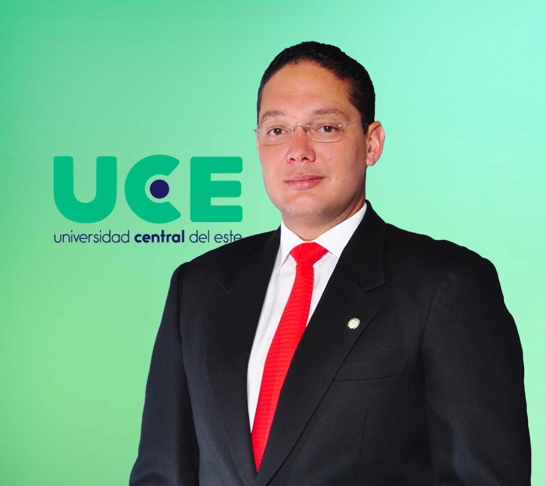 uce josé hazim torres, rector universidad central del este.