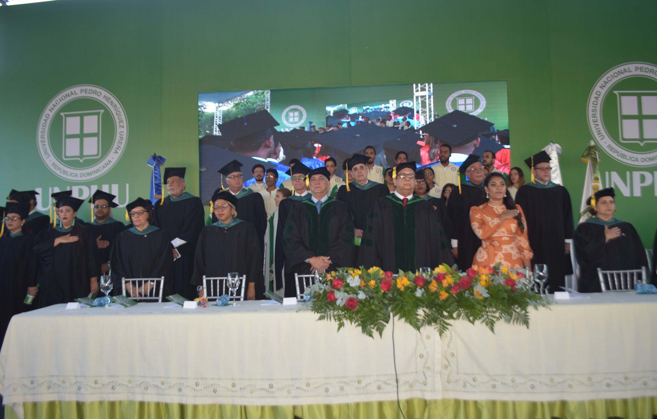 unphu gradución