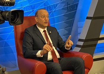 Ulises Rodríguez, director de Proindustria.