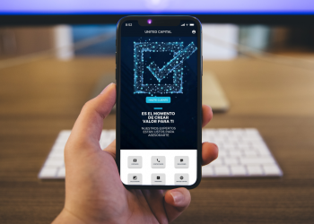 Este innovador procedimiento permitirá a cualquier usuario con un móvil.