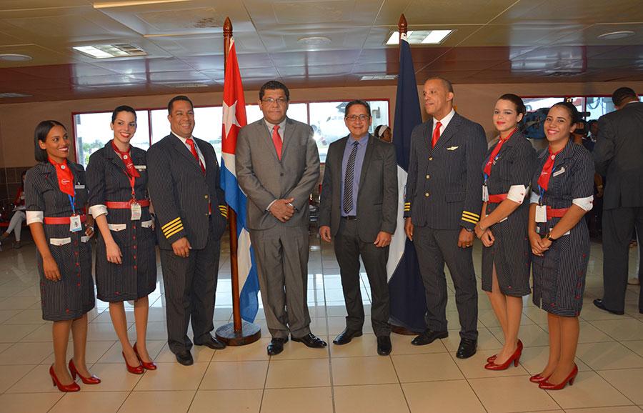 PAWA tendrá tres frecuencias semanales desde y hacia La Habana.| Gabriel Alcántara.
