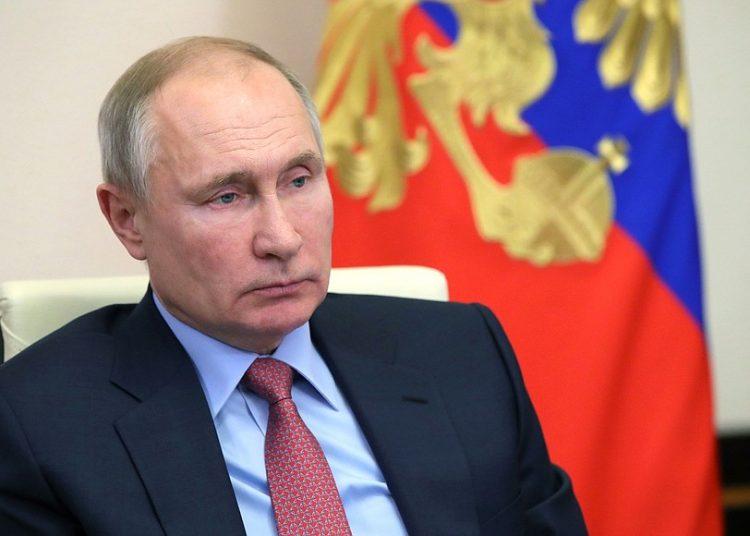 El presidente de Rusia, Vladimir Putin.   Fuente externa.