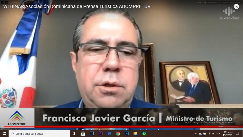 webinar asociación dominicana de prensa turística