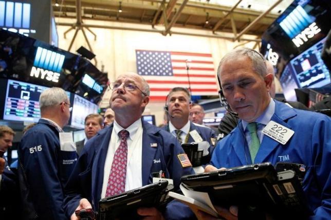 Wall Street cierra en rojo. | Brendan McDermid, Reuters.