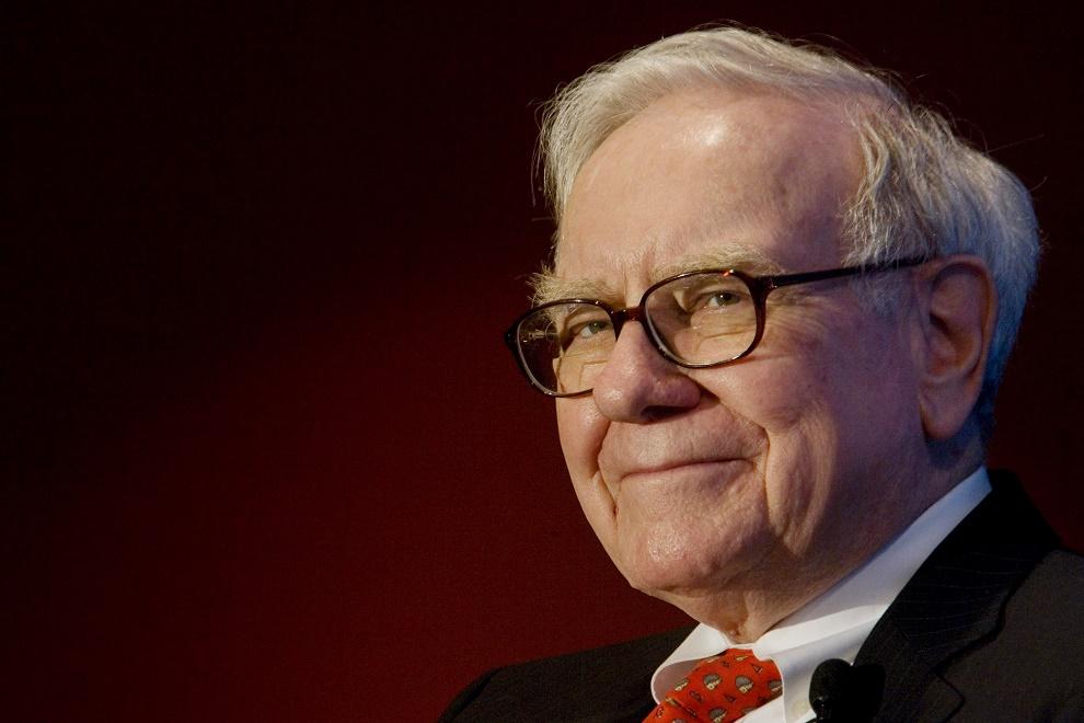 Warren Buffett, presidente de Berkshire Hathaway Inc.   Fuente externa