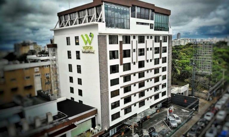 weston suites hotel & casino.