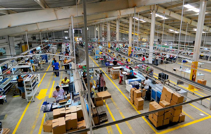 Según el Banco Central, ha habido algunas debilidades en el sector de las exportaciones./elDinero