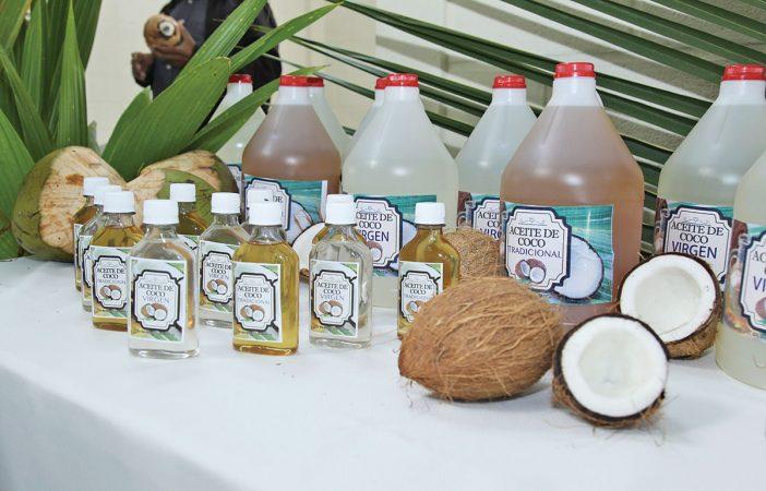 aceites de coco