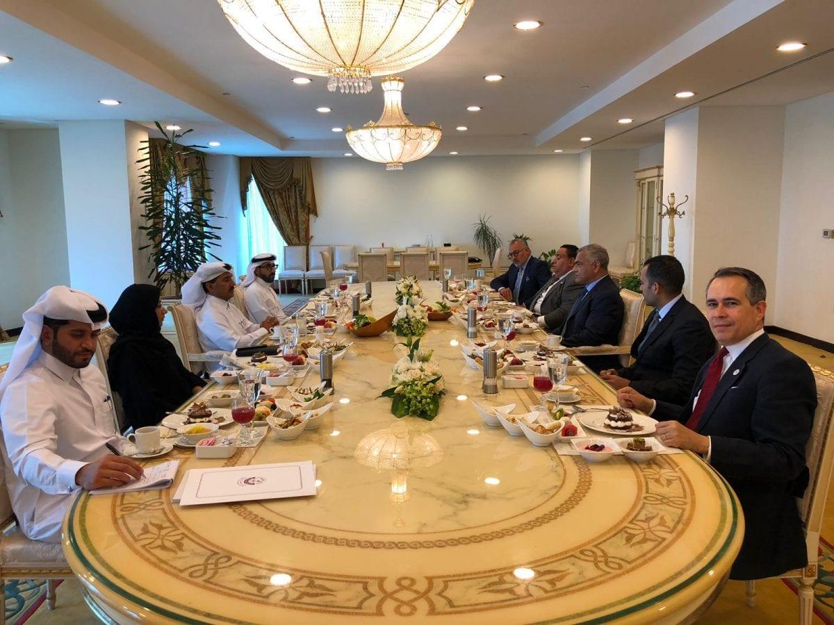 acuerdos bilaterales qatar rd