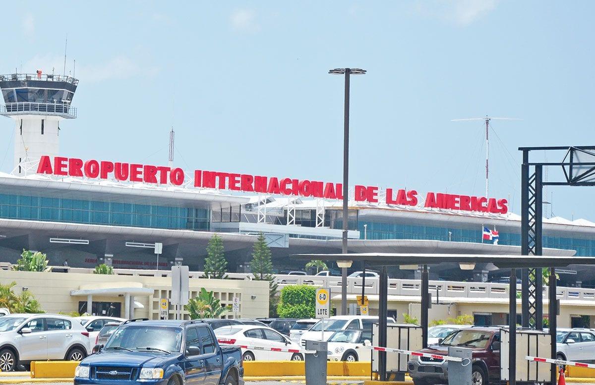 aereopuerto las americas pasaporte dominicano