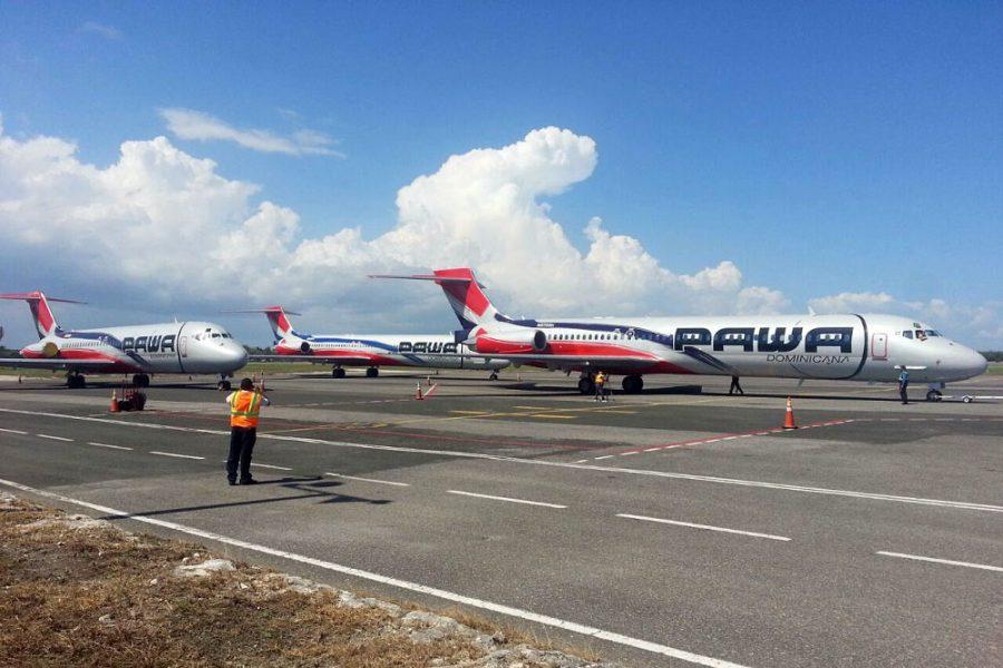 aerolineas dominicanas pawa