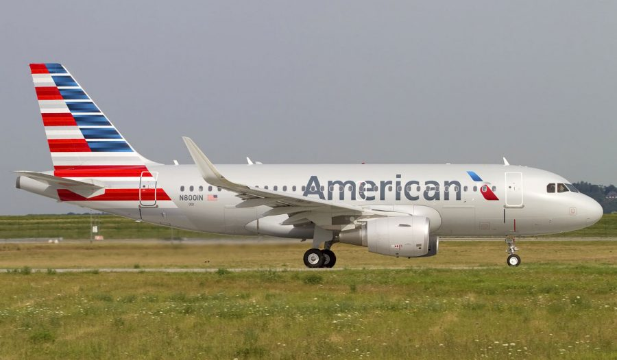 aeronavegacion american airlines