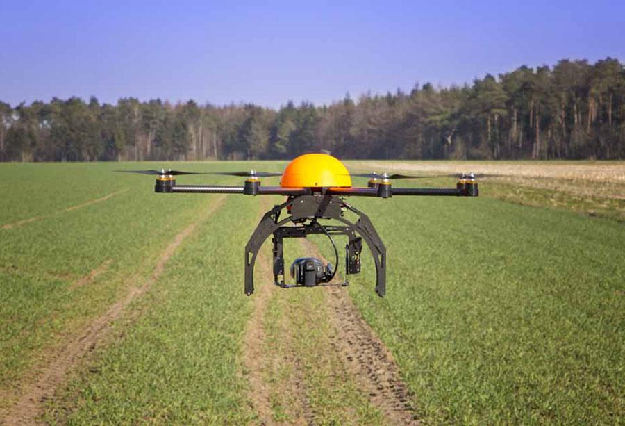 agricultura de precision drones