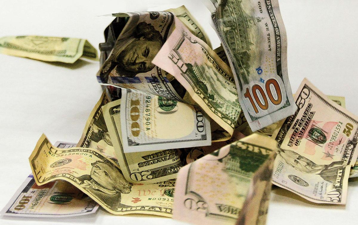 ahorros en dolares