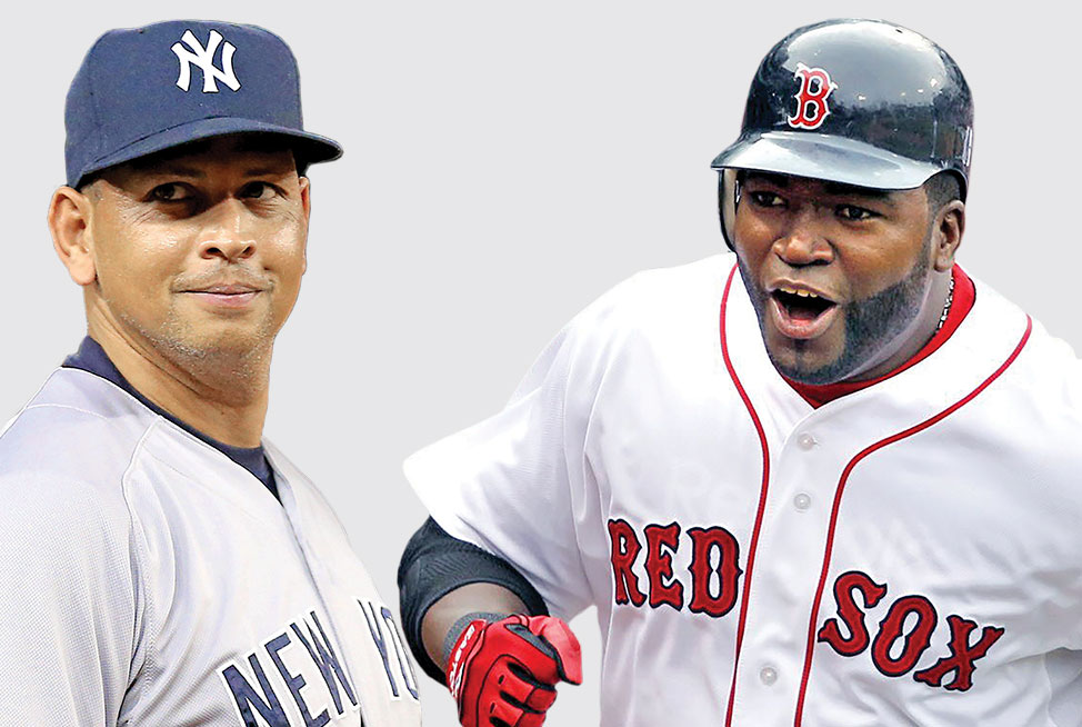 alex rodriguez david ortiz