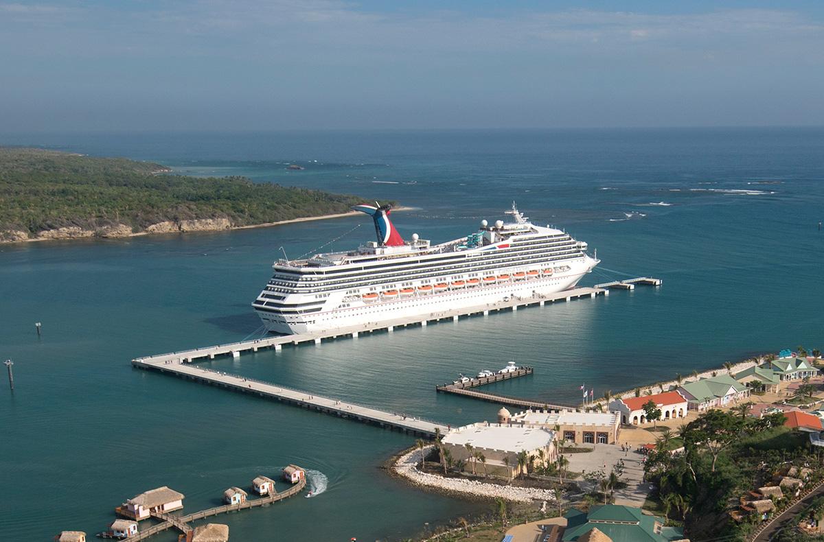 amber cove turismo de cruceros