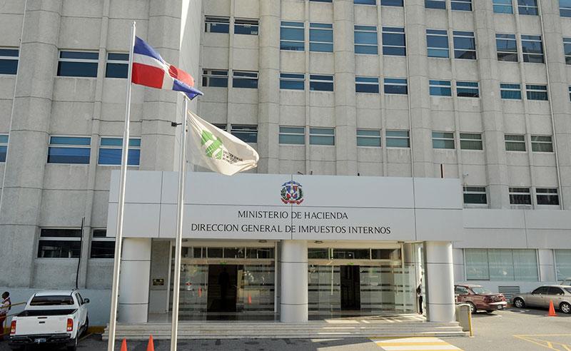 Ministerio de Hacienda.