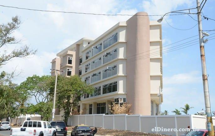 En este edificio será alojado el Estado Mayor de la Armada.