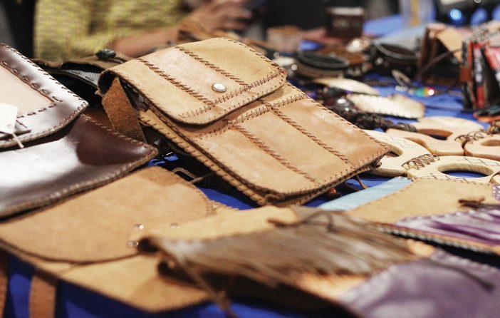 artesania en piel