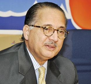 Arturo Villanueva, vicepresidente ejecutivo de Asonahores.